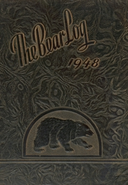 Page 1, 1948 Edition, Deadwood High School - Bear Log Yearbook (Deadwood, SD) online yearbook collection