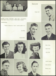Page 11, 1948 Edition, Deadwood High School - Bear Log Yearbook (Deadwood, SD) online yearbook collection