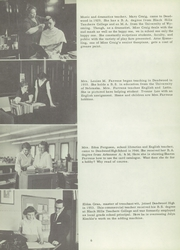 Page 10, 1956 Edition, Deadwood High School - Bear Log Yearbook (Deadwood, SD) online yearbook collection
