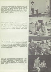 Page 11, 1956 Edition, Deadwood High School - Bear Log Yearbook (Deadwood, SD) online yearbook collection
