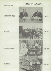Page 7, 1956 Edition, Deadwood High School - Bear Log Yearbook (Deadwood, SD) online yearbook collection