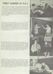 Page 9, 1956 Edition, Deadwood High School - Bear Log Yearbook (Deadwood, SD) online yearbook collection