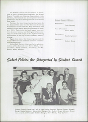 Page 10, 1959 Edition, Deadwood High School - Bear Log Yearbook (Deadwood, SD) online yearbook collection