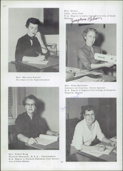 Page 14, 1959 Edition, Deadwood High School - Bear Log Yearbook (Deadwood, SD) online yearbook collection