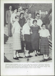 Page 8, 1959 Edition, Deadwood High School - Bear Log Yearbook (Deadwood, SD) online yearbook collection