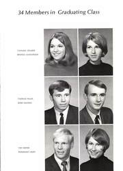 Page 15, 1970 Edition, Freeman High School - Flyette Yearbook (Freeman, SD) online yearbook collection