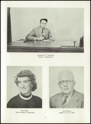 Page 11, 1955 Edition, Wilmot High School - Wolfpack Yearbook (Wilmot, SD) online yearbook collection