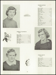 Page 17, 1955 Edition, Wilmot High School - Wolfpack Yearbook (Wilmot, SD) online yearbook collection