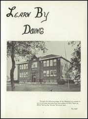 Page 5, 1955 Edition, Wilmot High School - Wolfpack Yearbook (Wilmot, SD) online yearbook collection