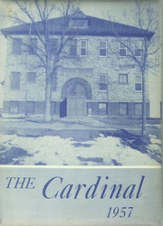 1957 Edition, Wolsey High School - Cardinal Yearbook (Wolsey, SD)