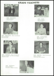 Page 10, 1958 Edition, Wolsey High School - Cardinal Yearbook (Wolsey, SD) online yearbook collection