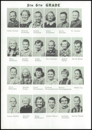 Page 14, 1958 Edition, Wolsey High School - Cardinal Yearbook (Wolsey, SD) online yearbook collection