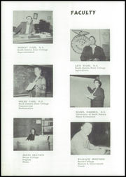 Page 8, 1958 Edition, Wolsey High School - Cardinal Yearbook (Wolsey, SD) online yearbook collection