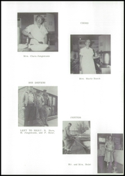 Page 9, 1958 Edition, Wolsey High School - Cardinal Yearbook (Wolsey, SD) online yearbook collection