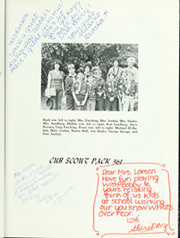 Clairbourn Middle School - Clairbourn Yearbook (San Gabriel, CA) online yearbook collection, 1981 Edition, Page 119