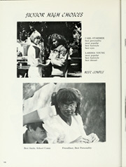Page 144, 1981 Edition, Clairbourn Middle School - Clairbourn Yearbook (San Gabriel, CA) online yearbook collection