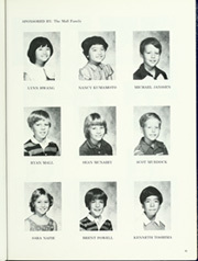 Page 39, 1981 Edition, Clairbourn Middle School - Clairbourn Yearbook (San Gabriel, CA) online yearbook collection