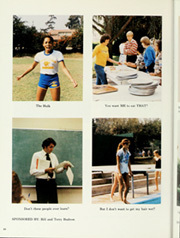 Page 88, 1981 Edition, Clairbourn Middle School - Clairbourn Yearbook (San Gabriel, CA) online yearbook collection