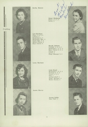Page 10, 1941 Edition, Colome High School - Cowboy Yearbook (Colome, SD) online yearbook collection