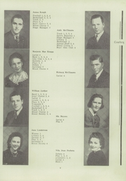 Page 11, 1941 Edition, Colome High School - Cowboy Yearbook (Colome, SD) online yearbook collection