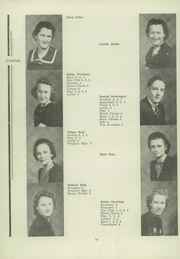 Page 12, 1941 Edition, Colome High School - Cowboy Yearbook (Colome, SD) online yearbook collection