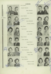 Page 14, 1941 Edition, Colome High School - Cowboy Yearbook (Colome, SD) online yearbook collection