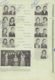Page 15, 1941 Edition, Colome High School - Cowboy Yearbook (Colome, SD) online yearbook collection