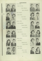 Page 16, 1941 Edition, Colome High School - Cowboy Yearbook (Colome, SD) online yearbook collection