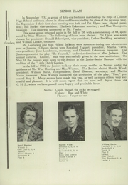 Page 8, 1941 Edition, Colome High School - Cowboy Yearbook (Colome, SD) online yearbook collection