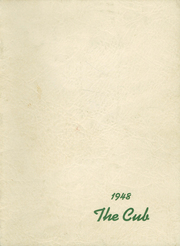 1948 Edition, Salem High School - Cub Yearbook (Salem, SD)