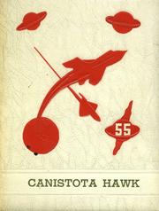 1955 Edition, Canistota High School - Hawk Yearbook (Canistota, SD)