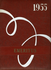 Emery High School - Eagle Yearbook (Emery, SD) online yearbook collection, 1955 Edition, Page 1