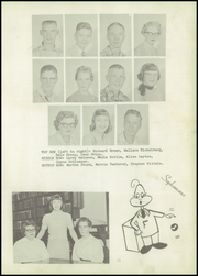 Frederick High School - Viking Yearbook (Frederick, SD) online yearbook collection, 1958 Edition, Page 17
