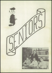 Frederick High School - Viking Yearbook (Frederick, SD) online yearbook collection, 1958 Edition, Page 9