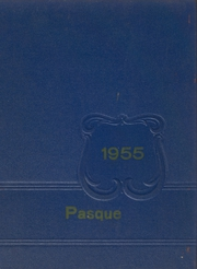Page 1, 1955 Edition, Rosholt High School - Pasque Yearbook (Rosholt, SD) online yearbook collection
