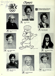 Page 12, 1984 Edition, Hillview Middle School - Huskies Yearbook (Whittier, CA) online yearbook collection