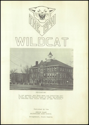 Page 5, 1941 Edition, Bridgewater High School - Wildcat Yearbook (Bridgewater, SD) online yearbook collection