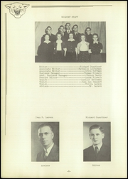 Page 6, 1941 Edition, Bridgewater High School - Wildcat Yearbook (Bridgewater, SD) online yearbook collection