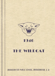 Bridgewater High School - Wildcat Yearbook (Bridgewater, SD) online yearbook collection, 1946 Edition, Page 1