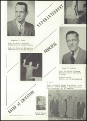 Page 11, 1958 Edition, Springfield High School - Trojan Yearbook (Springfield, SD) online yearbook collection