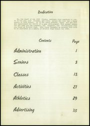 Page 6, 1958 Edition, Bristol High School - Pirate Log Yearbook (Bristol, SD) online yearbook collection