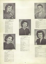 Page 14, 1950 Edition, Bowdle High School - Cossack Yearbook (Bowdle, SD) online yearbook collection