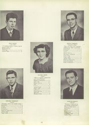 Page 15, 1950 Edition, Bowdle High School - Cossack Yearbook (Bowdle, SD) online yearbook collection
