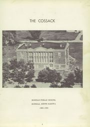 Page 7, 1950 Edition, Bowdle High School - Cossack Yearbook (Bowdle, SD) online yearbook collection