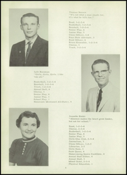 Page 10, 1957 Edition, Cresbard High School - Comet Yearbook (Cresbard, SD) online yearbook collection