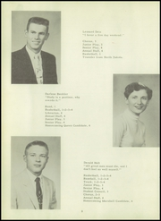 Page 12, 1957 Edition, Cresbard High School - Comet Yearbook (Cresbard, SD) online yearbook collection