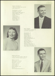 Page 13, 1957 Edition, Cresbard High School - Comet Yearbook (Cresbard, SD) online yearbook collection
