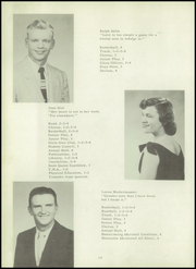 Page 14, 1957 Edition, Cresbard High School - Comet Yearbook (Cresbard, SD) online yearbook collection