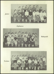 Page 17, 1957 Edition, Cresbard High School - Comet Yearbook (Cresbard, SD) online yearbook collection