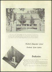 Page 5, 1957 Edition, Cresbard High School - Comet Yearbook (Cresbard, SD) online yearbook collection